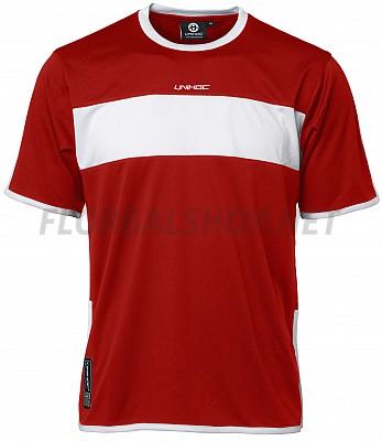 UNIHOC dres Monaco red SR