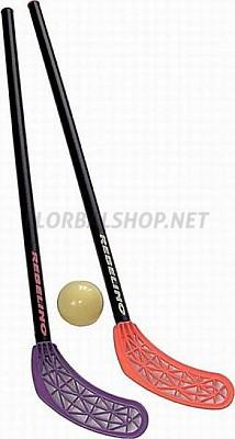 Florbalový Set Rebel RS 65 Laser 2 hole + míček