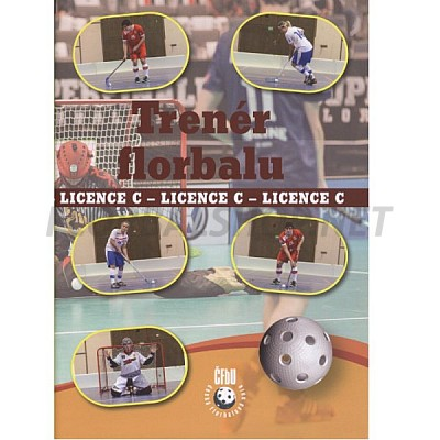 Kniha Trenér florbalu licence C