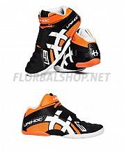 Unihoc U3 Goalie neon orange/black