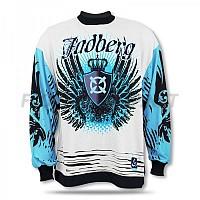 Jadberg Stinger Wings White/Blue brankářský dres