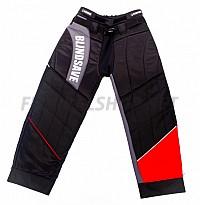 BlindSave brankářské kalhoty Red/Grey