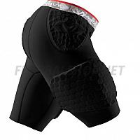 McDavid Hex Shorts w/ wrap-around thigh 7991R elastické šortky s výztuží