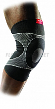 McDavid Knee Sleeve/4-way elastic w/gel buttress 5125R bandáž na koleno