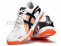 Unihoc U3 Power Men white/orange florbalová obuv