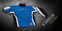 EXEL E-Goalie Shirt Blue brankářský dres