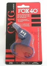 Píšťalka FOX NA PRSTY 6710