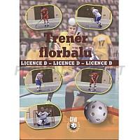 Kniha Trenér florbalu licence D