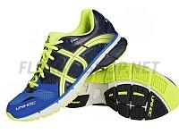 Unihoc U3 Runner TRX blue/yellow běžecká obuv