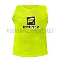 FREEZ STAR TRAINING VEST yellow