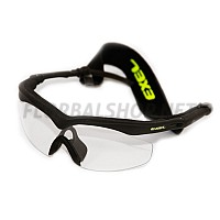 EXEL HURRICANE black/neon yellow SR ochranné brýle