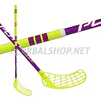 UNIHOC Player3 Curve 1,5° 35 neon yellow 2014