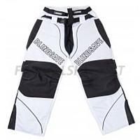 BlindSave brankářské kalhoty White/Black
