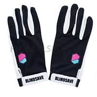 BlindSave brankářské rukavice Black
