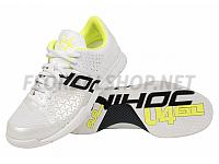 Unihoc U4 STL LowCut Lady white/yellow florbalová obuv