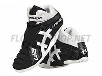 Unihoc U3 Goalie black/white brankářské boty