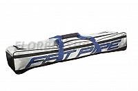 FATPIPE Classic Big StickBag black/blue/grey 17/18