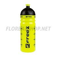 FREEZ láhev BOTTLE 0,7L neon yellow