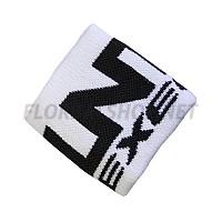 EXEL potítko GLNT WRISTBAND WHITE/BLACK