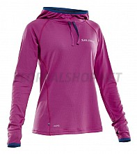 Salming mikina Run Lightweight Hood Wmn