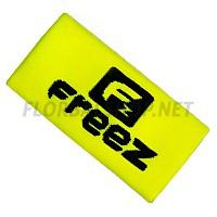FREEZ potítko QUEEN WRISTBAND LONG yellow/black