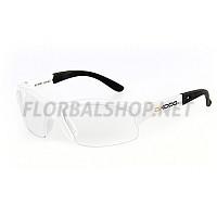 OXDOG TOP ochranné brýle JR white