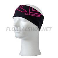 OXDOG čelenka SHINY-2 black/pink