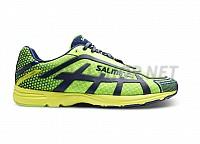 Salming Distance D5 Shoe Men Gecko Green