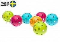 Salming míčky Aero Ball Colour 10 pack