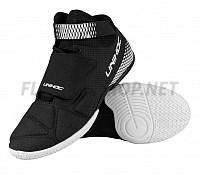 Unihoc U4 Goalie black brankářská obuv