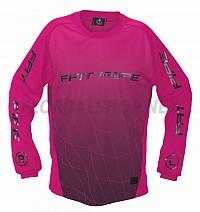 FATPIPE GK Shirt Pink brankářský dres 18/19
