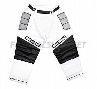ZONE brankářské kalhoty Monster SR white/black 18/19
