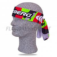 Jadberg čelenka Camo2 Headband 18/19