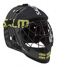 Salming Core Helmet Black brankářská maska