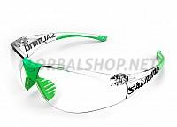 Salming ochranné brýle Split Vision JR Green 18/19
