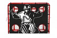 Salming Campus Goal Buster 160x115 autobrankář 18/19
