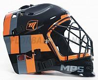 MPS brank. maska Black/orange helmet 18/19