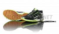 Salming Adder Men Black/Green sálová obuv