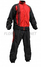 Salming Presetation Suit Scudetto Red