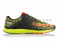 Salming Speed 6 Shoe Men Fluo Yellow/Black