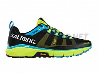 Salming Trail 5 Shoe Men Black/Fluo Green