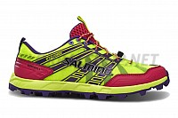 Salming Elements Shoe Women Safety Yellow/Pink Glo