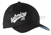 Salming kšiltovka Epic Cap black