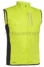 Salming Run Visibility Vest Unisex Safety Yellow
