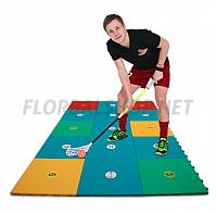 MyFloorball Skills Zone