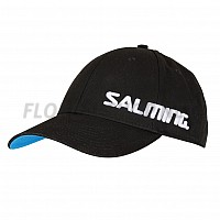 Salming kšiltovka Team Cap Black 18/19