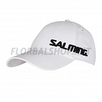 Salming kšiltovka Team Cap White 18/19