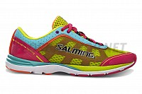 Salming Distance 3 Shoe Women Pink/Turquoise
