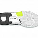 Unihoc U3 Speed Men white/black florbalová obuv