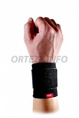 McDavid Wrist 2 Way Elastic 513R bandáž na zápěstí